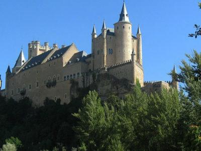 visita el Alcázar de Segovia